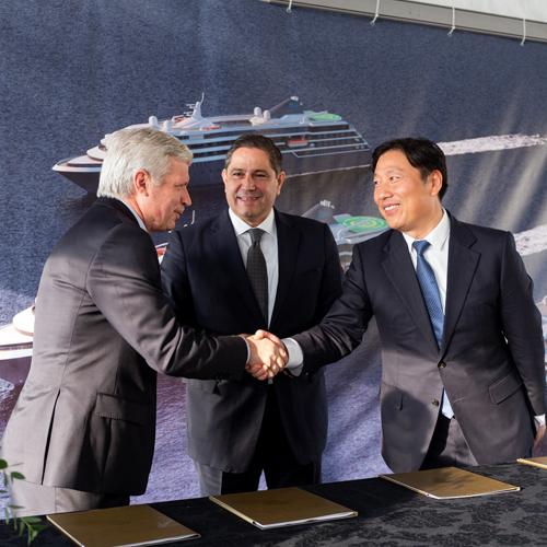 A West Sea adjudicou contratos de construção naval no valor de 286,7 milhões de euros