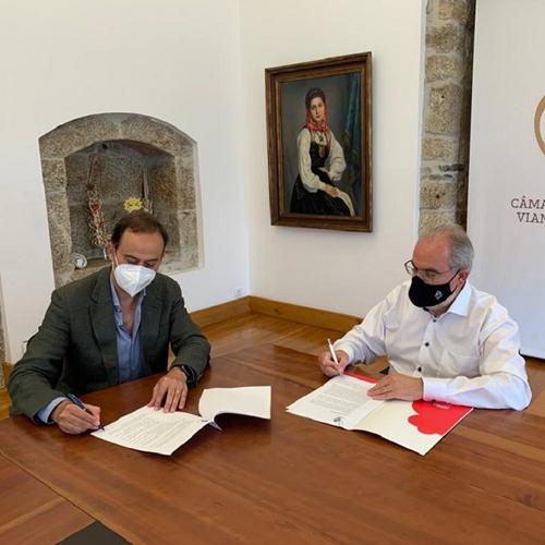 West Sea assina contrato contrato com a Câmara Municipal de Viana Do Castelo que irá permitir investimento de 3.5 milhões de euros